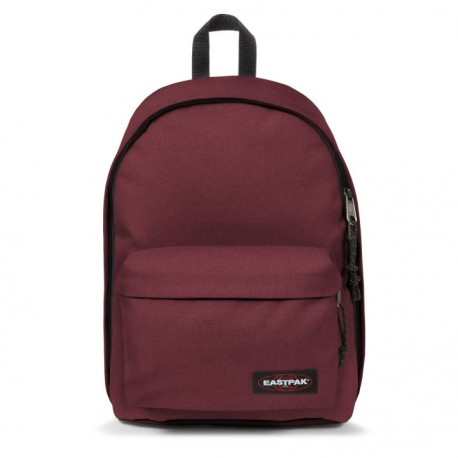 EASTPAK Sac à Dos Coloris Crafty Wine OUT OF OFFICE K76723S